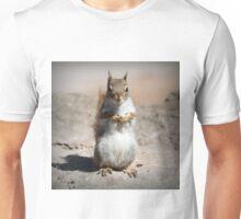 I kept the secret as long as I could Unisex T-Shirt
