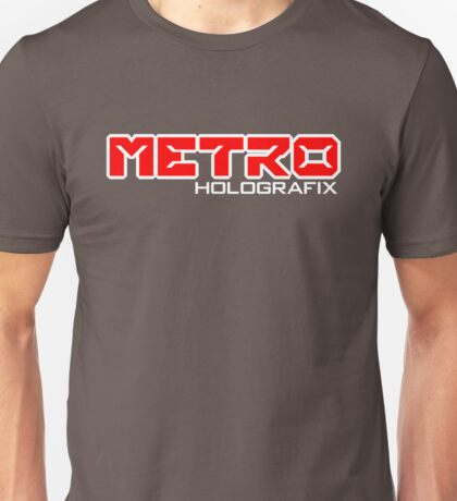 Metro Holografix - Shirts and Cases Unisex T-Shirt