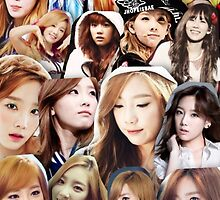 Taeyeon Collage by jhopeisbae