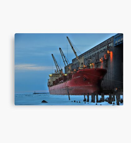 MV Federal Saguenay Canvas Print