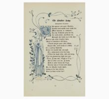 The Old Garden and Other Verses by Margaret Deland and Wade Campbell, Illustrated by Walter Crane 1894 68 - The Quaker Lady Kids Tee