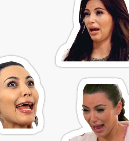 Kim Kardashian | Sticker Set Sticker