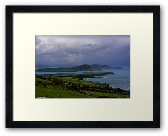 View of Dingle, Co. Kerry by irishrain