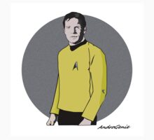 Captain Kirk by Androgenie