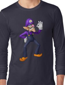 Waluigi Long Sleeve T-Shirt
