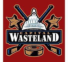 Capital Wastelands Photographic Print