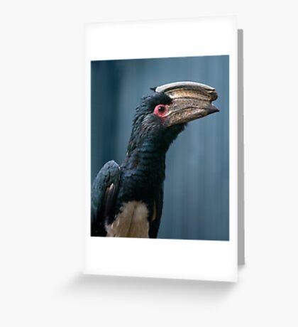 Speak to the Beak Greeting Card