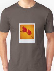 orchid polaroid Unisex T-Shirt