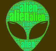Alien by fantasytripp