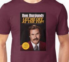 Anchorman - Ron Burgundy Unisex T-Shirt