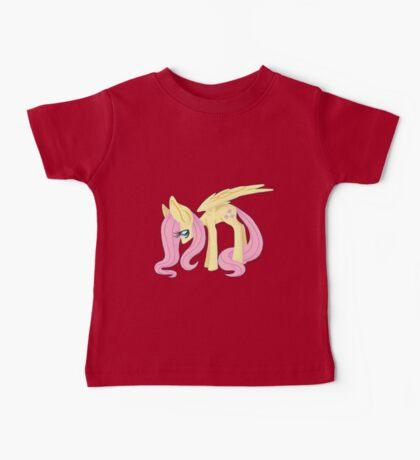 Flourish Ponies - Fluttershy Baby Tee