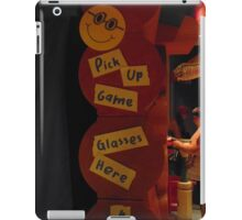 Toy Story Midway Mania Queue- Hollywood Studios iPad Case/Skin