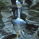 cascades at watkins glen in New York by 1busymom
