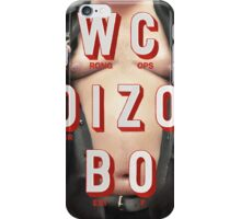 Mr. Oizo - Wrong Cops iPhone Case/Skin