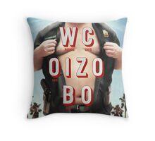 Mr. Oizo - Wrong Cops Throw Pillow