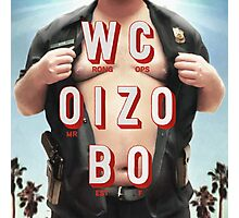 Mr. Oizo - Wrong Cops Photographic Print