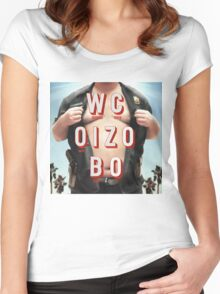 Mr. Oizo - Wrong Cops Women's Fitted Scoop T-Shirt