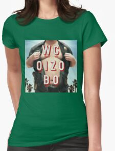 Mr. Oizo - Wrong Cops Womens Fitted T-Shirt