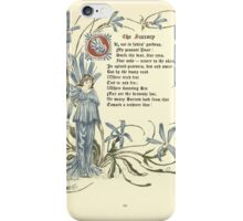 The Old Garden and Other Verses by Margaret Deland and Wade Campbell, Illustrated by Walter Crane 1894 48 - The Succorp iPhone Case/Skin