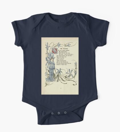 The Old Garden and Other Verses by Margaret Deland and Wade Campbell, Illustrated by Walter Crane 1894 48 - The Succorp One Piece - Short Sleeve