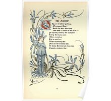 The Old Garden and Other Verses by Margaret Deland and Wade Campbell, Illustrated by Walter Crane 1894 48 - The Succorp Poster