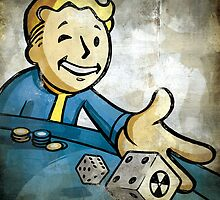 Fallout Casino Pipboy by infin969