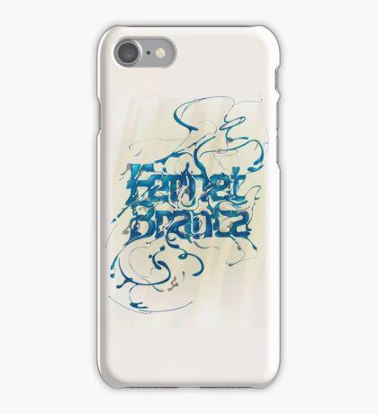 Branca iPhone Case/Skin