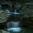 More Cascades at Watkings Glen, New York by 1busymom