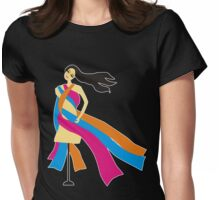 Fashionable Womens Fitted T-Shirt