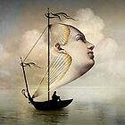 Homeward bound by Catrin Welz-Stein