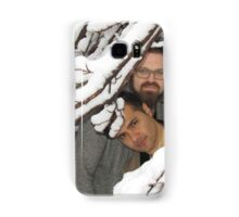 Naked Highway Samsung Galaxy Case/Skin