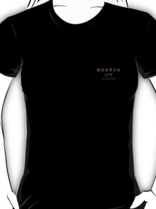 Legend 2PM T-Shirt