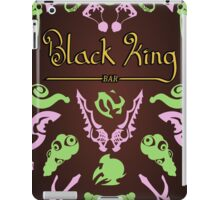 Black King Bar - 99% Cacao with Traces of Radiant  iPad Case/Skin