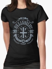 Reliability Womens Fitted T-Shirt