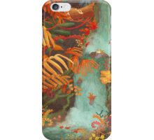 Flora and Fauna iPhone Case/Skin