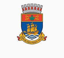 Quebec City Coat of Arms Unisex T-Shirt