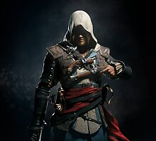 Assassin's Creed IV: Black Flag | Edward Kenway by infin969