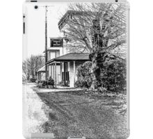 Photo Studio in the middle of nowhere iPad Case/Skin
