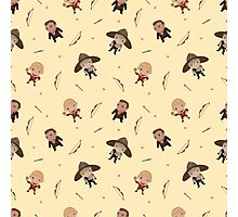 Cute Rogue Party Pattern Photographic Print