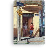The Boteco Canvas Print