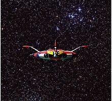 Atlas Ufo Robot by Ommik
