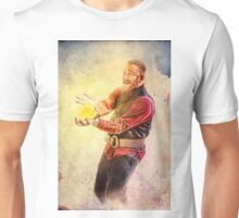 Wizard Playing with Fire Unisex T-Shirt