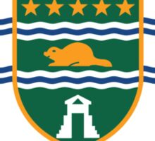 Flag of Surrey  Sticker