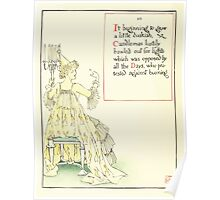 A Masque of Days - From the Last Essays of Elia 1901 illustrated by Walter Crane 32 - Candlemas Poster
