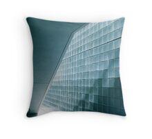 glass brick Throw Pillow