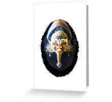 Future Pharaoh Greeting Card