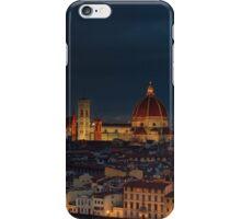 Florence Before Sunrise iPhone Case/Skin