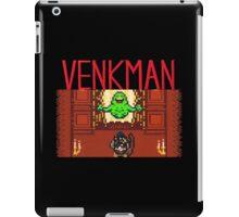 VENKMAN AND SLIMER iPad Case/Skin