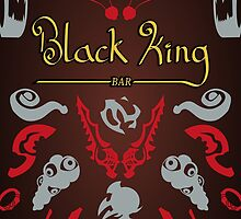 Black King Bar - 99% Cacao with Hint of Dire by mikecollective