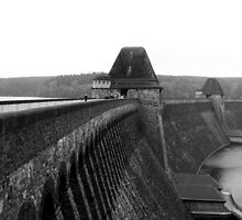 MOHNE DAM by Dikkidee